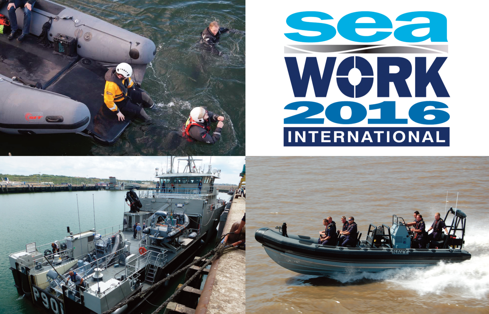 MST at Seawork 2016