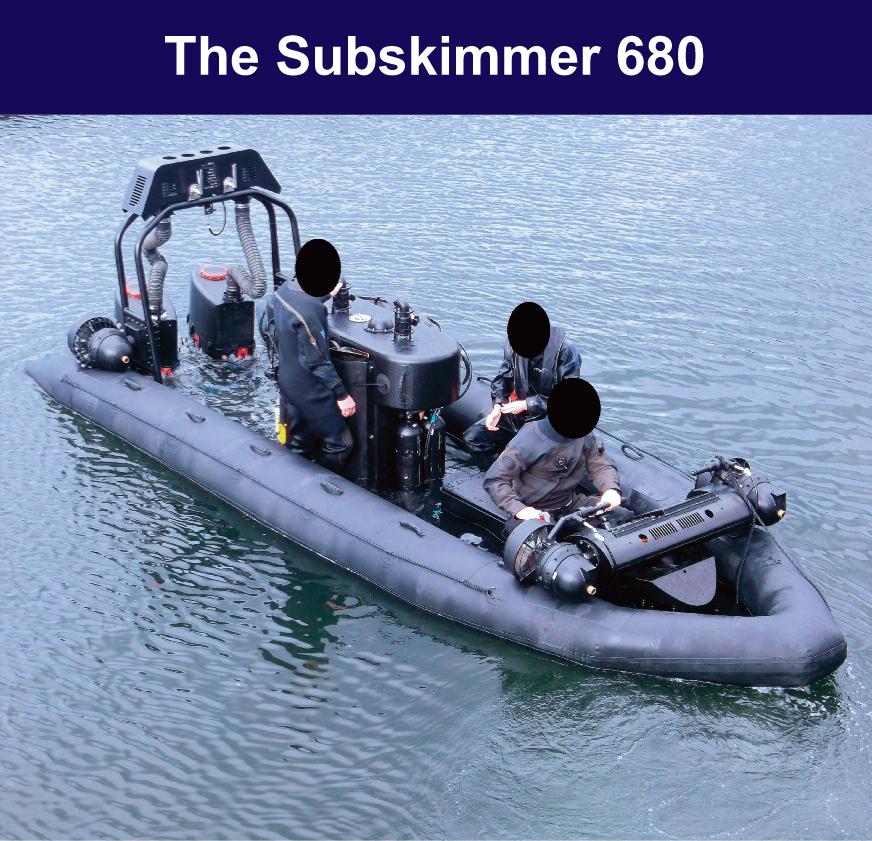 The MST Subskimmer 680