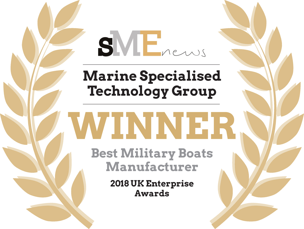 MST SME News Award Best Military Boats Manufacturer 1